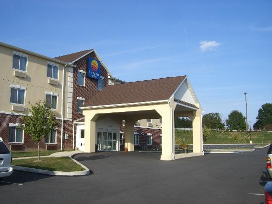 Comfort Inn Lancaster County: esterno