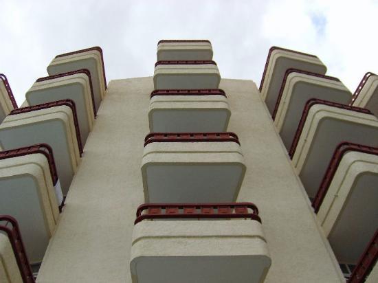 HL Hotel Rondo: outside