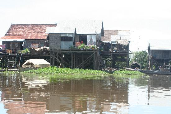 Siem Reap, Cambodia: Home sweet home
