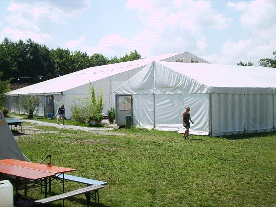 The Tent Munich: The Two Large Tents