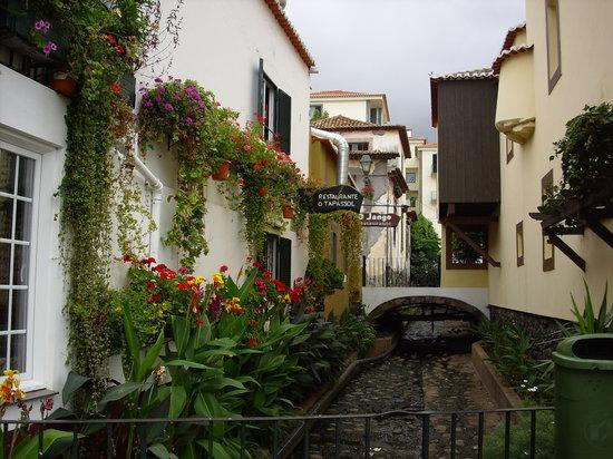 Funchal, barrio de marineros
