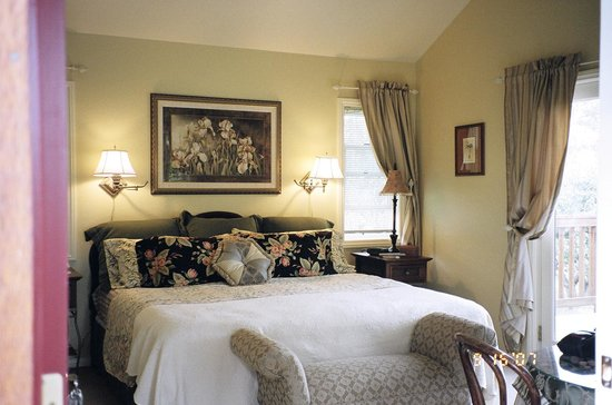 Canyons Bed and Breakfast: The Garden Room, Canyons B & B