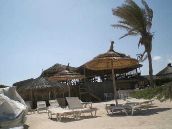 Seabel Rym Beach: The Beach Bar