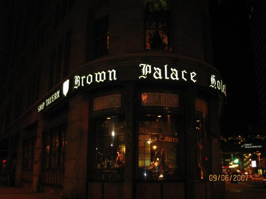 The Brown Palace Hotel and Spa, Autograph Collection: Brown Palace Ship Tavern