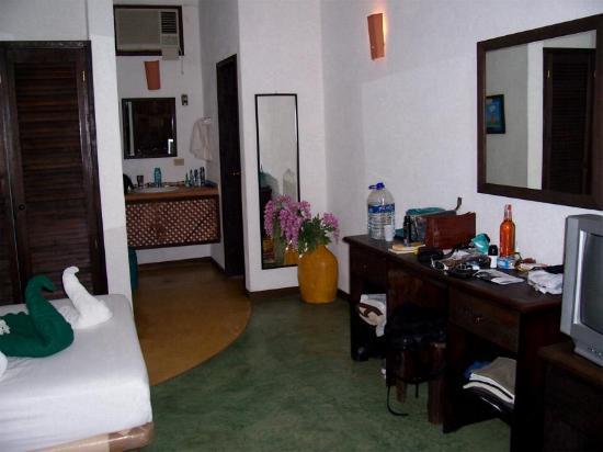 Pueblo Caribe Hotel: Zimmer von innen