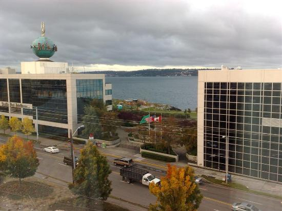 Homewood Suites by Hilton Seattle Downtown: View from hotel room