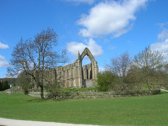 Bolton Abbey, Skipton, North Yorkshire, England, United Kingdom