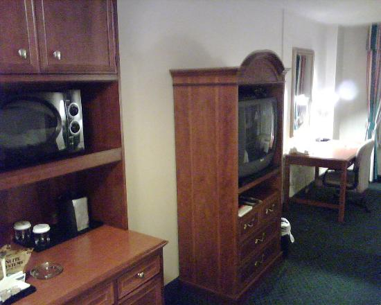 Hilton Garden Inn Hartford South/Glastonbury: Room Overview