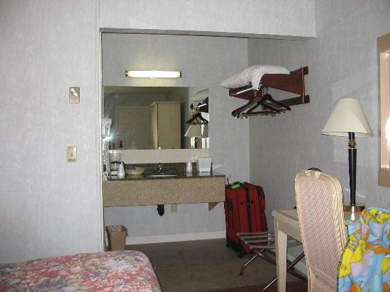 Econo Lodge Sturbridge: The room