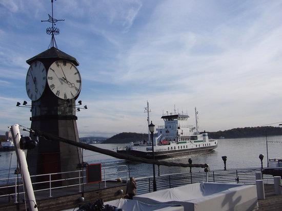 Oslo, Noorwegen: Aker Brygge