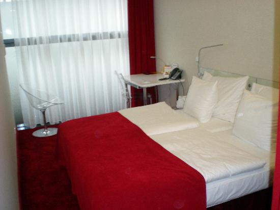 Design Metropol Hotel Prague: Zimmer