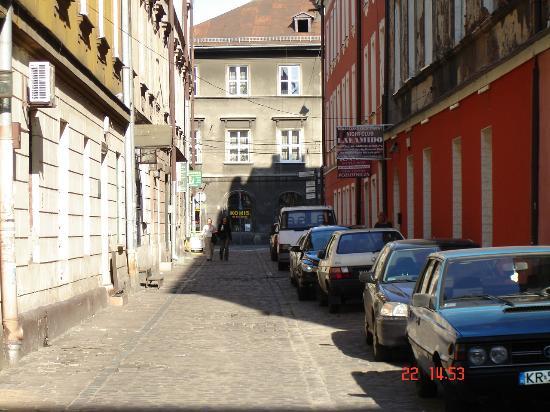 Kazimierz De Luxe Apartments: The address