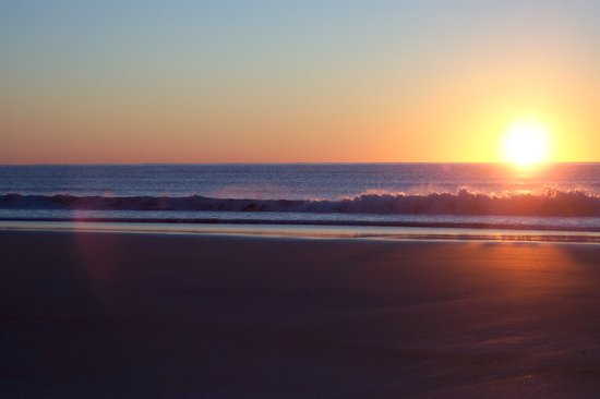 Ογκανκουίτ, Μέιν: Sunrise on Ogunquit Beach Sept 13 2007