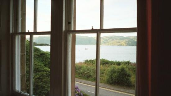 Linnhe View: View from the B&B
