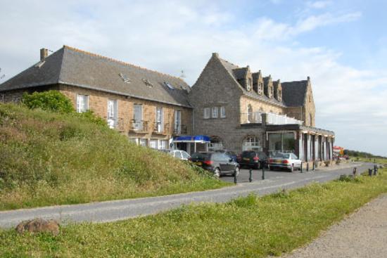 Hotel Restaurant Pointe du Grouin: L'hotel