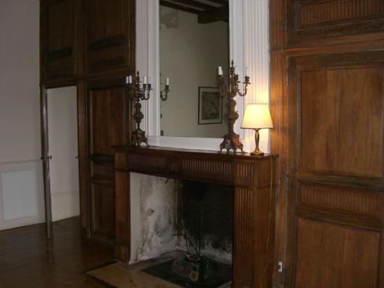 Le Domaine de Foncaudiere: Reception room