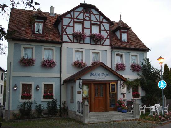 Gasthof Bezold entrance