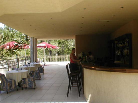 Hotel Kristal : Bistro bar