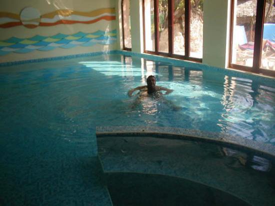 Hotel Kristal : Indoor Pool