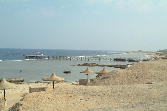 LTI Akassia Beach: secondary jetty