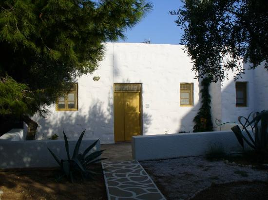 Drios, Grecia: Our house for the week - named