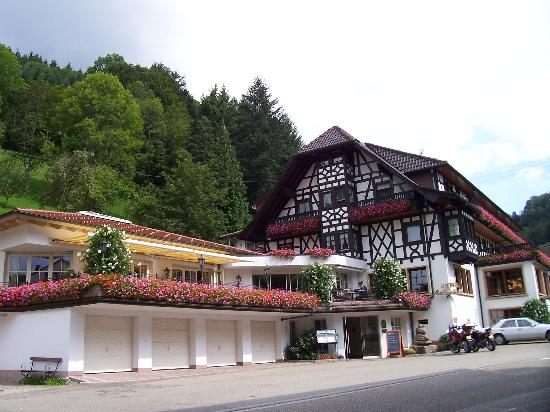 Bad Peterstal-Griesbach, Germany: Hotel