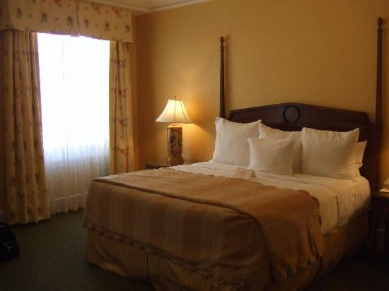 The Peabody Memphis Hotel Room