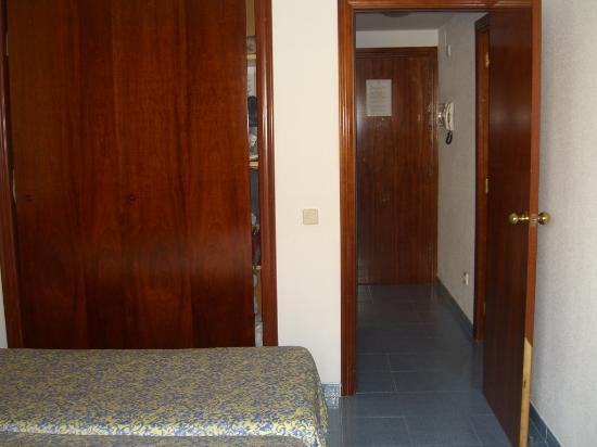 Aparthotel Olimar II: Entrance