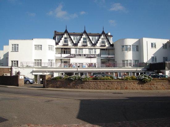 Restaurant Hotel Normandie Jersey
