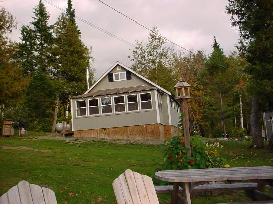 Birch Point Cabins : View of Cabin K2