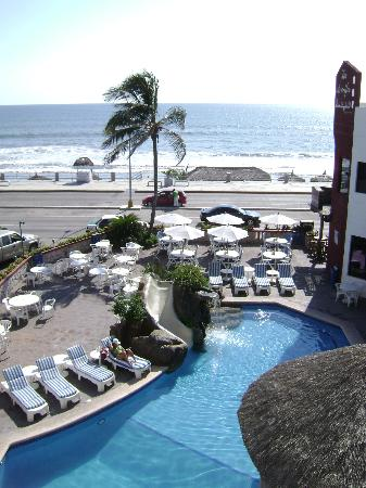 Olas Altas Inn: pool