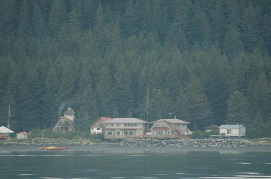 Alaska Saltwater Lodge: From the bay