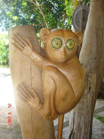 Amarela Resort: Taiser sample in front door