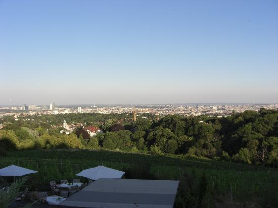 Sonnenuntergang über Wien Vom Kahlenberg Picture Of Kahlenberg