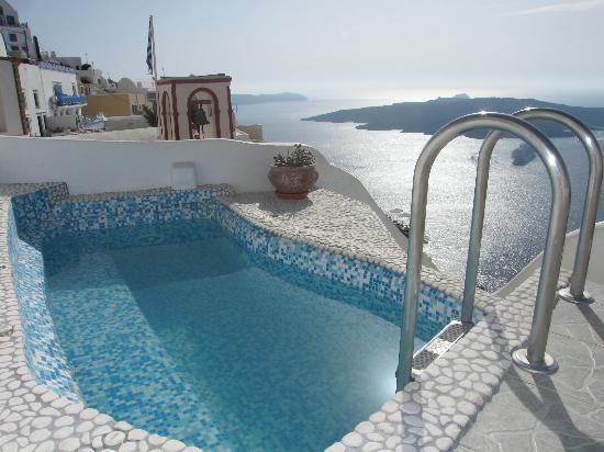 Villa Renos: Pool