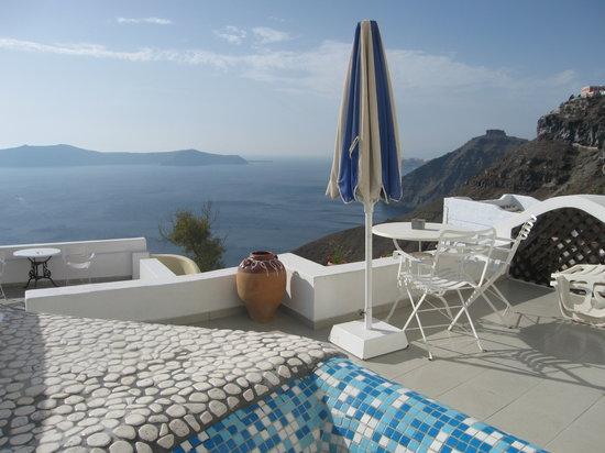 Villa Renos: View