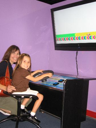 The New Jersey Children's Museum: Neat driving exhibit