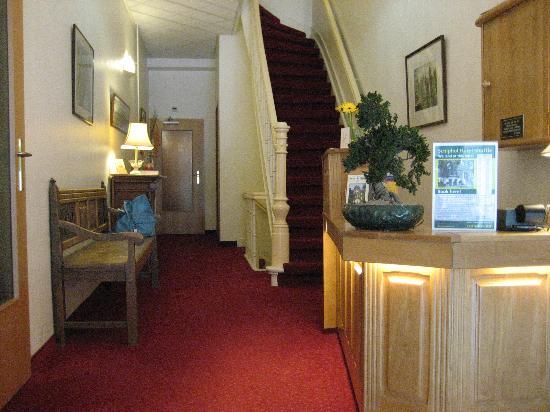 Hotel Fita: Lobby