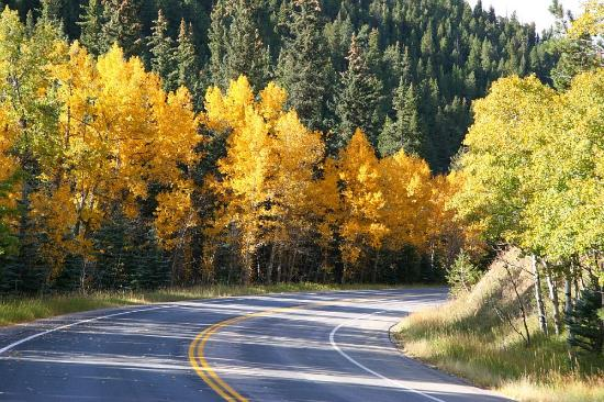 Peak to Peak Scenic Byway: Peak to Peak Highway