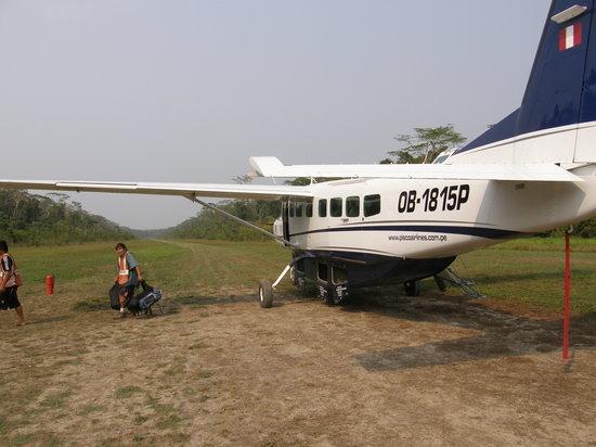 写真マヌー国立公園枚