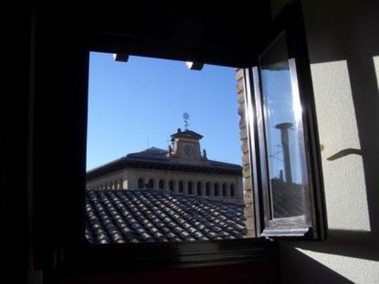 Hotel Garcia Ramirez: View from the Bed