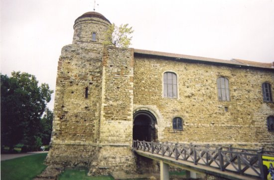 Colchester Castle Museum: Another image of the castle