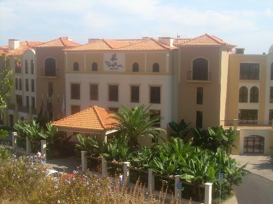 Porto Mare Hotel (Porto Bay): Outside View