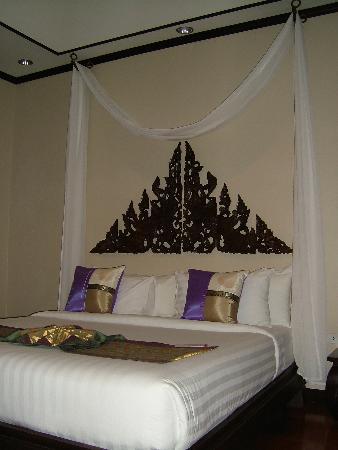 Kanok Buri Resort: deluxe villa