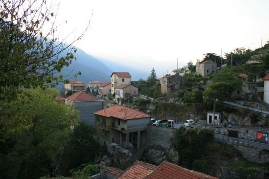 Casa Cambi : View from our aprtment window