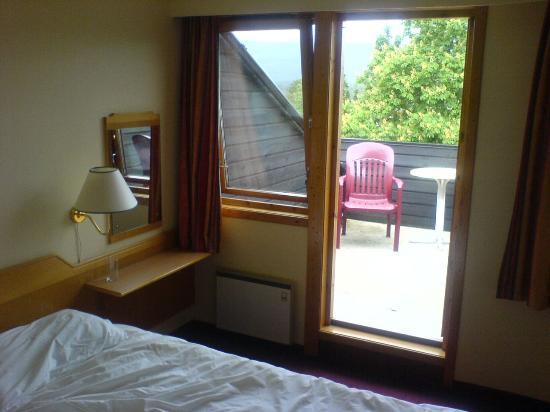 Quality Straand Hotel: Balcony