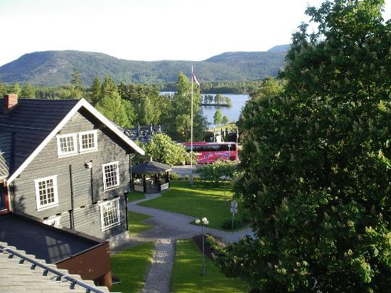 Quality Straand Hotel: View from balcony