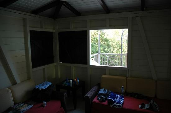 Residence Pointe Batterie: livingroom