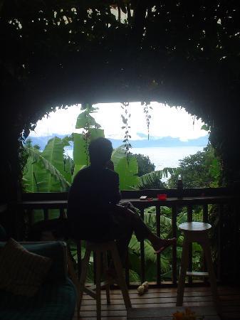 Hotel IslaVerde: una terraza increible