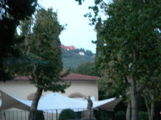 Villa Gaia: The Villa from Montecatini terme